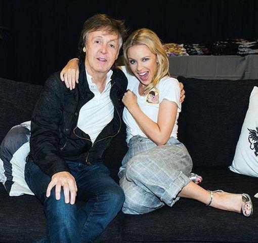 Kylie en Paul 31 de…