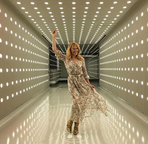 Kylie NY 29 april 2…